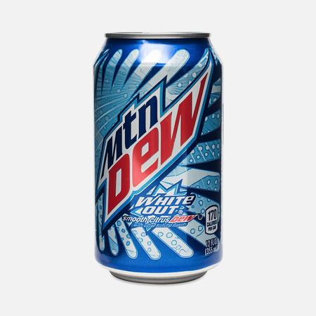 Газированная вода Mountain Dew White Out 0.35l