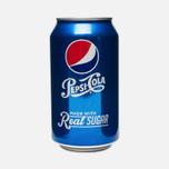 Газированная вода Pepsi-Cola Real Sugar 0.35l фото- 0