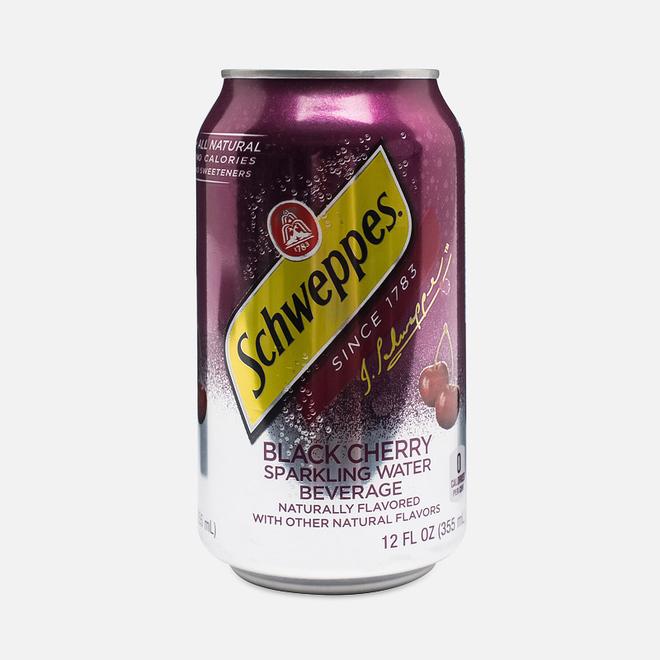 Газированная вода Schweppes Cherry 0.35l