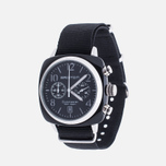 Наручные часы Briston Clubmaster Chrono Black фото- 1