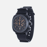 Наручные часы Briston Clubmaster Chrono Matte Black фото- 1