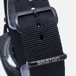 Briston Clubmaster Chrono Watch Matte Black photo- 3