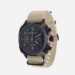 Наручные часы Briston Clubmaster Chrono Matte Tortoise/Black/Khaki фото- 1