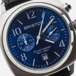 Наручные часы Briston Clubmaster Chrono Navy Blue фото- 2