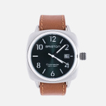 Наручные часы Briston Clubmaster Classic Steel HMS British Green Sunray фото- 0