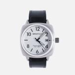 Наручные часы Briston Clubmaster Classic Steel HMS White фото- 0