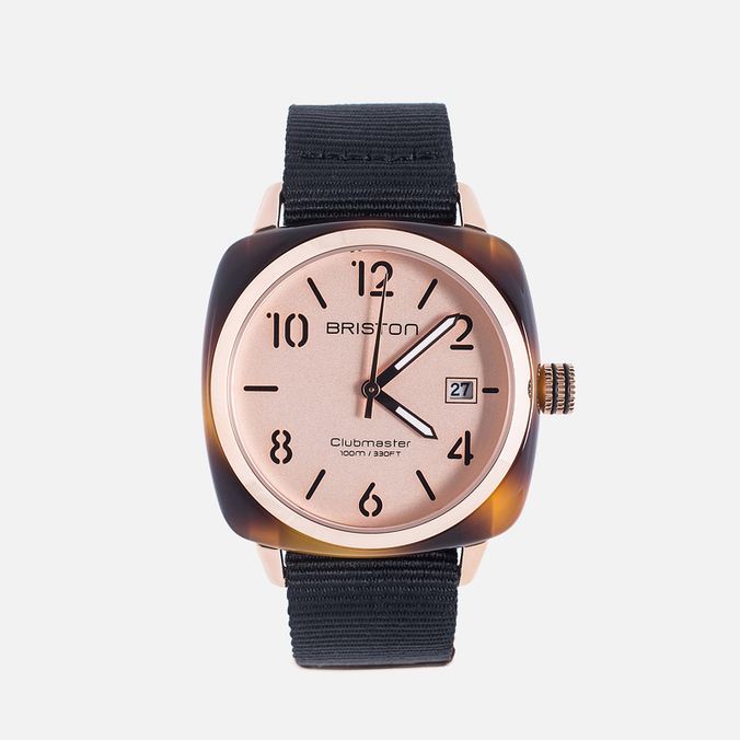 Наручные часы Briston Clubmaster HMS Rose Gold