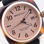 Наручные часы Briston Clubmaster HMS Rose Gold фото- 2
