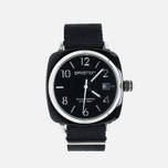 Наручные часы Briston HMS Black/Black фото- 0