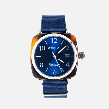Briston HMS Watch Navy
