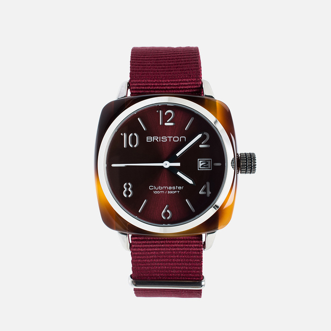 Briston HMS Watch Red