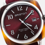 Briston HMS Watch Red photo- 2