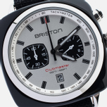 Наручные часы Briston Sport Chrono Day-Date Black/White фото- 2