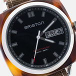 Наручные часы Briston Sport HMS Day-Date Brown/Black фото- 2