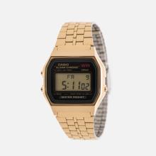 Наручные часы CASIO Collection A-159WGEA-1E Gold фото- 1