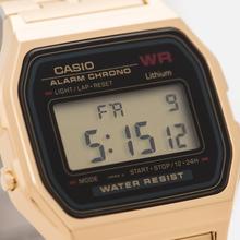 Наручные часы CASIO Collection A-159WGEA-1E Gold фото- 2