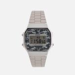 Наручные часы CASIO Collection A-168WEC-1E Silver/Grey Camo фото- 0