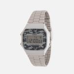 Наручные часы CASIO Collection A-168WEC-1E Silver/Grey Camo фото- 1