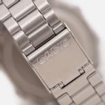 Наручные часы CASIO Collection A-168WEC-3E Silver/Green Camo фото- 3