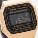 Наручные часы CASIO Collection A-168WEGB-1B Black/Gold фото- 2