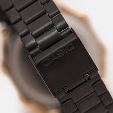 Наручные часы CASIO Collection A-168WEGB-1B Black/Gold фото- 3
