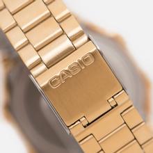 Наручные часы CASIO Collection A-168WEGC-5E Gold/Grey Camo фото- 3