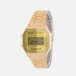 Наручные часы CASIO Collection A-168WEGM-9E Gold фото- 1
