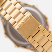Наручные часы CASIO Collection A-168WEGM-9E Gold фото- 3
