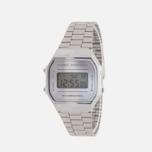 Наручные часы CASIO Collection A-168WEM-7E Silver фото- 1