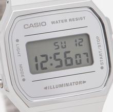 Наручные часы CASIO Collection A-168WEM-7E Silver фото- 2