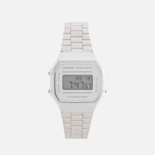 Наручные часы CASIO Collection A-168WEM-7E Silver фото- 0