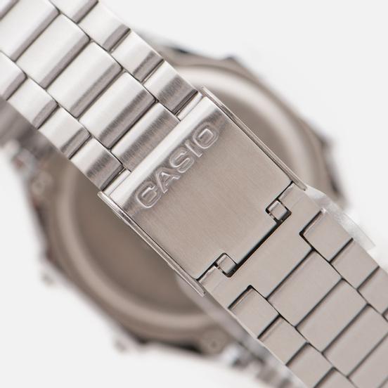 Наручные часы CASIO Collection A-168WEM-7E Silver
