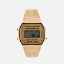 Наручные часы CASIO Collection A-168WG-9 Gold/Yellow фото- 0
