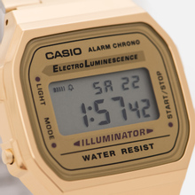 Наручные часы CASIO Collection A-168WG-9 Gold/Yellow фото- 2