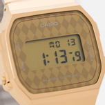 Наручные часы CASIO Collection A-168WG-9B Gold/Rhombus Yellow фото- 2