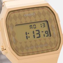 Наручные часы CASIO Collection A-168WG-9B Gold/Rhombus Yellow фото- 2