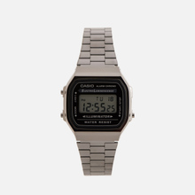 Наручные часы CASIO Collection A168WEGG-1AEF Dark Silver/Black фото- 0