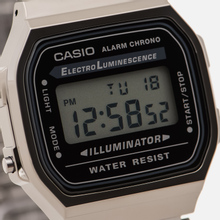 Наручные часы CASIO Collection A168WEGG-1AEF Dark Silver/Black фото- 2