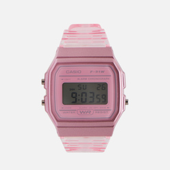 Наручные часы CASIO Collection F-91WS-4EF Clear Pink