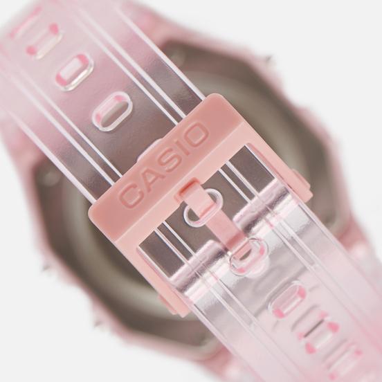 Наручные часы CASIO Collection F-91WS-4EF Clear Pink