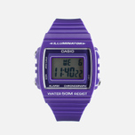 Наручные часы Casio Collection W-215H-6AVEF Purple фото- 0