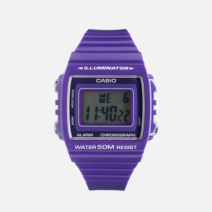 Наручные часы CASIO Collection W-215H-6AVEF Purple