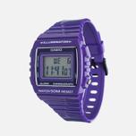 Наручные часы CASIO Collection W-215H-6AVEF Purple фото- 1