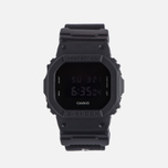 Наручные часы CASIO G-SHOCK DW-5600BBN-1E Cordura Series Military Black фото- 0