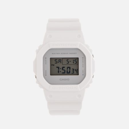 Наручные часы CASIO G-SHOCK DW-5600CU-7E Clean Military Colors Pack White