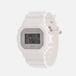 Наручные часы CASIO G-SHOCK DW-5600CU-7E Clean Military Colors Pack White фото- 1