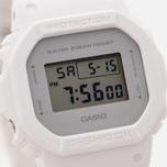 Наручные часы CASIO G-SHOCK DW-5600CU-7E Clean Military Colors Pack White фото- 2