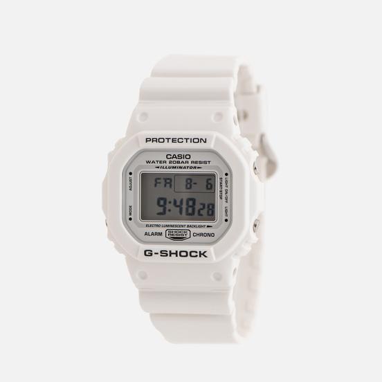 Наручные часы CASIO G-SHOCK DW-5600MW-7E White