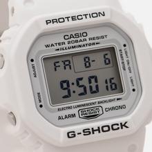 Наручные часы CASIO G-SHOCK DW-5600MW-7E White фото- 2