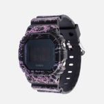 Наручные часы Casio G-SHOCK DW-5600PM-1ER Polarized Marble Pack Black фото- 1